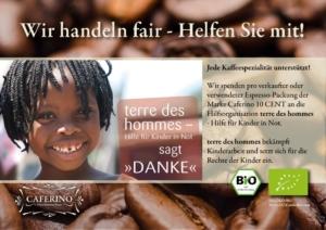 Coffee-Bike Terre des hommes