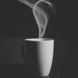 Duft frisch gebrühter Kaffee