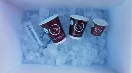 Kaffeewagen Mariahilfer Straße Sommer Eis