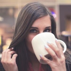Vollmundiger Geschmack Latte macchiato