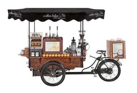 Die mobile Kaffeebar - Coffee Bike