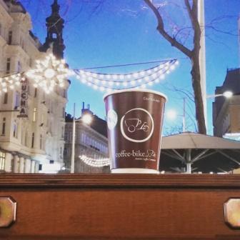 kaffeewagen mariahilfer straße wien winter