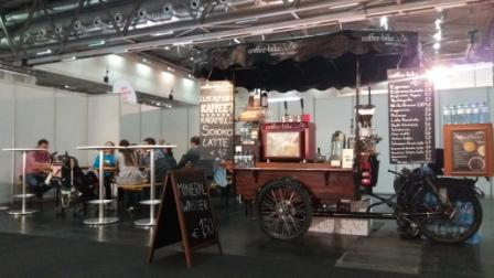 mobile coffee shop wien wochenende besucher