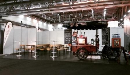 mobile coffee shop wohnen interior messe wien