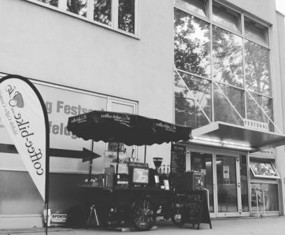 Coffee Bike Standorte VHS Meidling